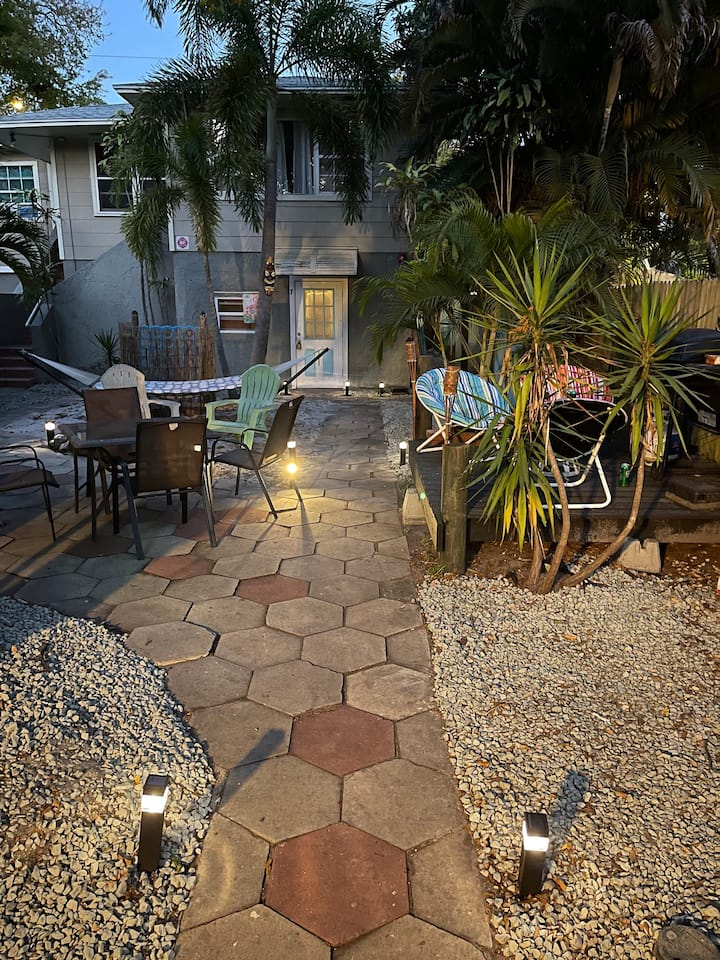 Spacious 3/1 in the Heart of St Pete