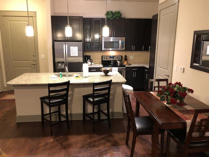 Stunning 2 Bdrm apt home in heart of South Park