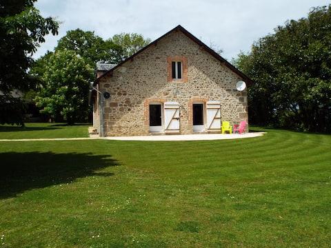 Peace Quiet Tranquillity in Rural Creuse