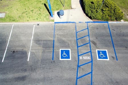 Disabled Parking Available