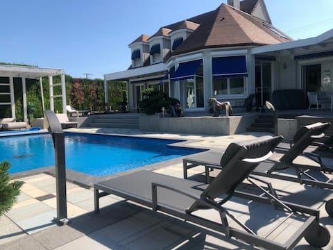 Villa avec Piscine Privative - jacuzzi  - sauna