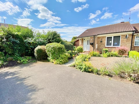 Bijou Abode- Driffield - Bungalow and secure cabin