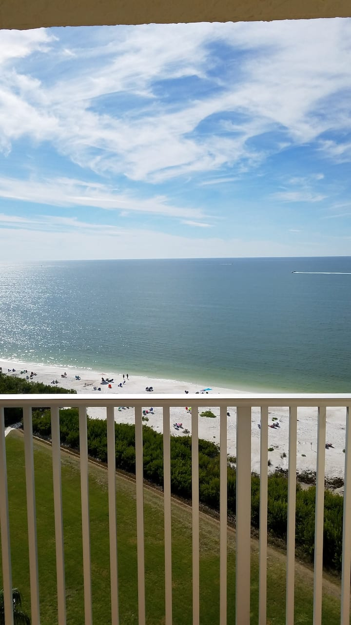Stunning Panoramic Gulf Views!