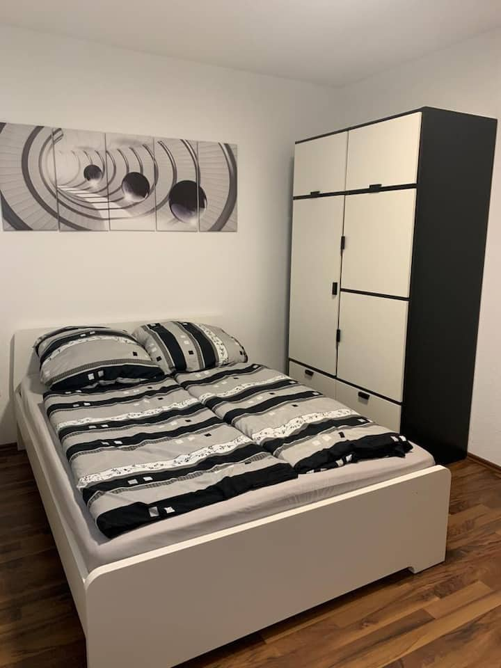 Schönes Apartment mit allem Komfort