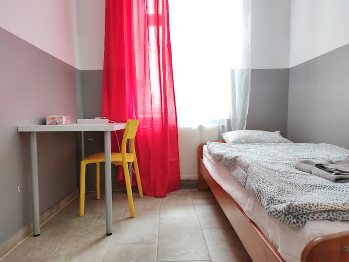 ★ Room with bathroom. 3br apartment. Meldezettel ★