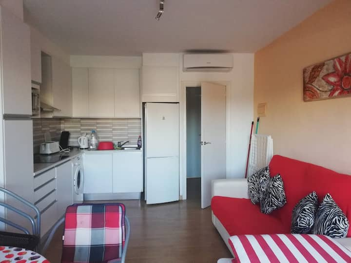 Well equipped 1 bed bungalow