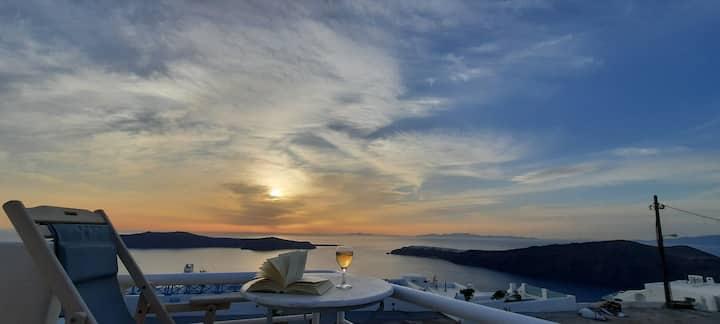 Luxury  Apartment spa bath Sea Sunset View
