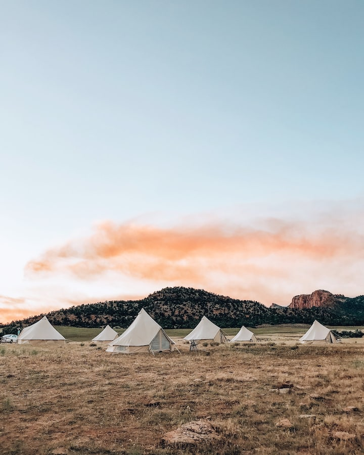 Wander Grand Canyon - Family Tent (1 King 1 Twin)