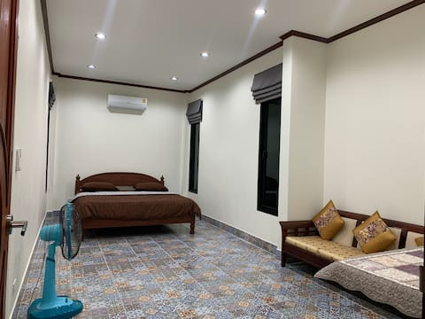 Cozy Room with Patio in Ban Plai Bang Thong