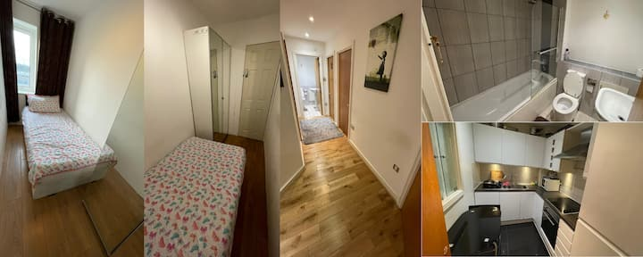 Gorgeous Single Bedroom for Rent near Pudding Mill