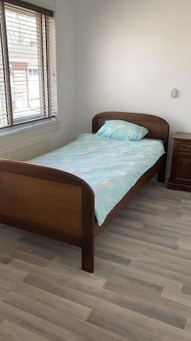 3e slaapkamer, 1 bed