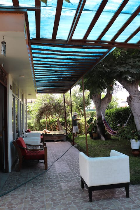 Casa de playa Balneario Santa Rosa