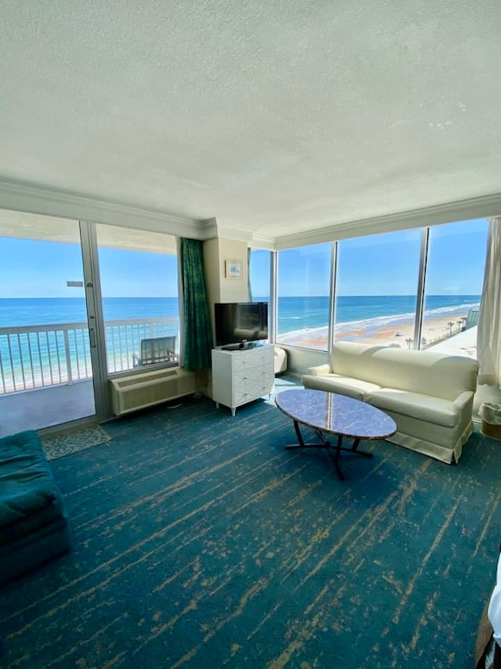 Enjoy a Breathtaking Ocean View w/No Street Noise!
