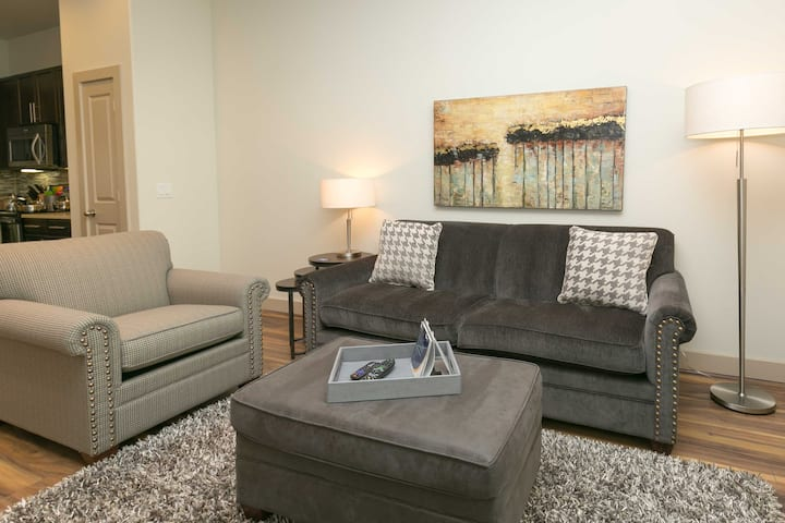 Luxury 1BR in Downtown Austin, Perfect location
