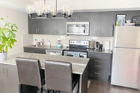 Luxurious condo near Lake Ontario