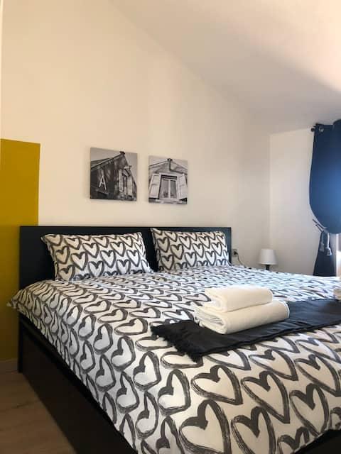 GialloSole Gubbio centre apartment