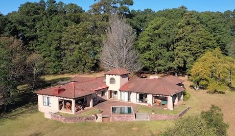 Berg House, Nyati Valley, Champagne Castle