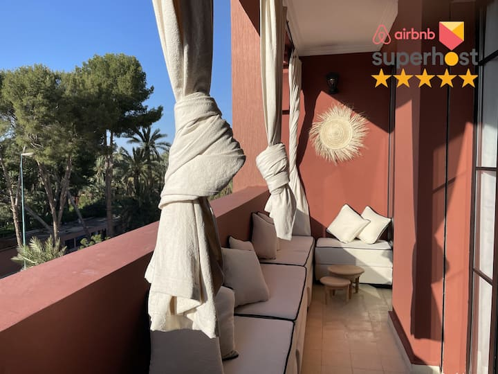 SUBLIME Appartement d'Artiste, Piscine, Terrasse