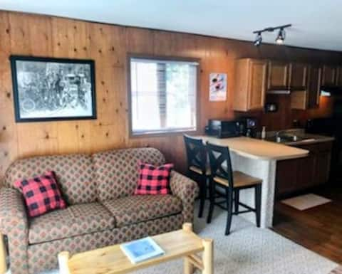 Cozy Up North Condo Ready For Your Next Adventure