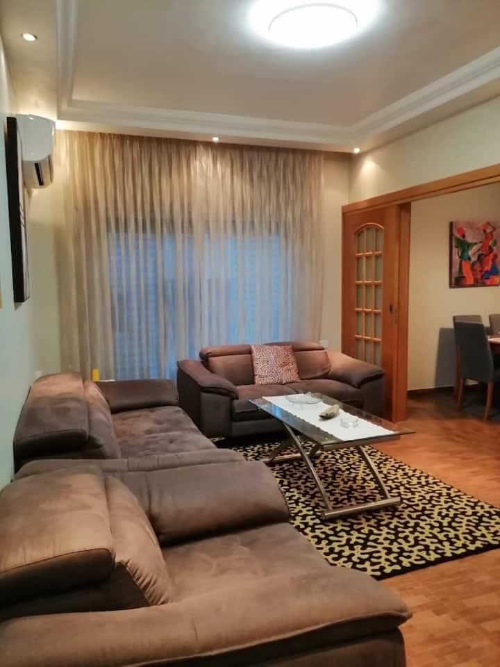 Charming apartment in Deir Ghbar Amman