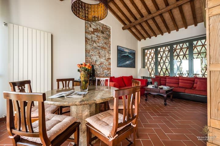 Antico Borgo -Apartment Deluxe 2 camere giardino
