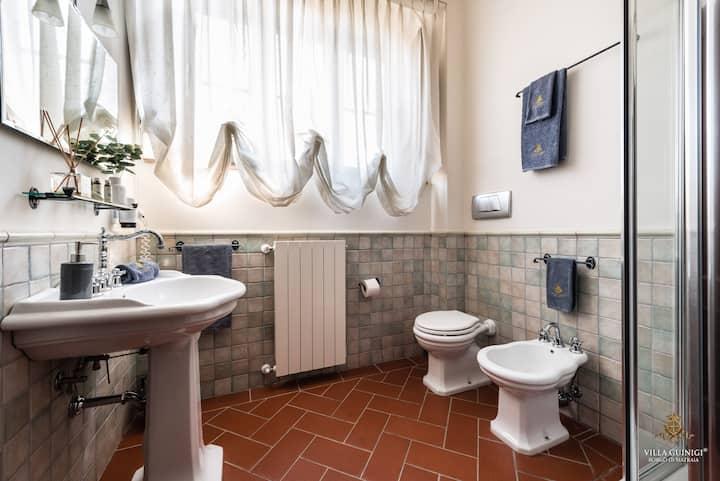 Antico Borgo - Apartment Deluxe 3 camere e vista