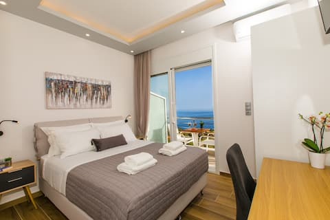 Chrysi 's Ocean View Retreat