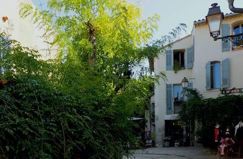 Le Murier Bleu, charming apartment in Le Castellet
