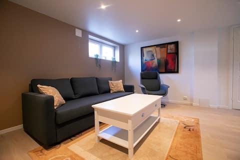 New apartment in the centre of Sandnes
