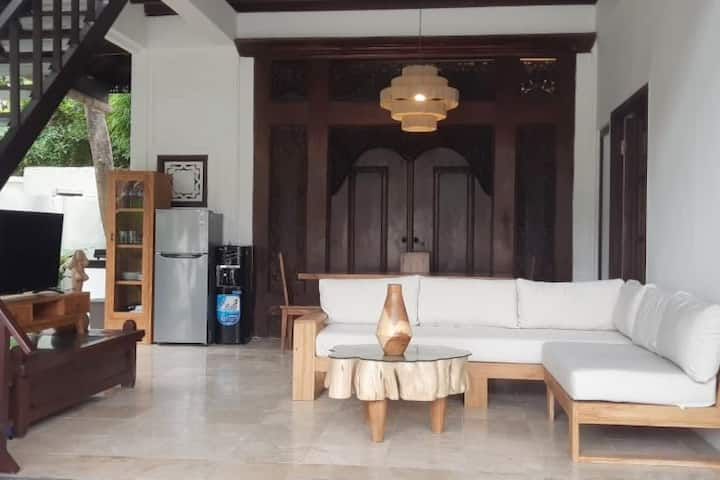 -70% - 5* villa w/ private pool, 2BR 500m to beach