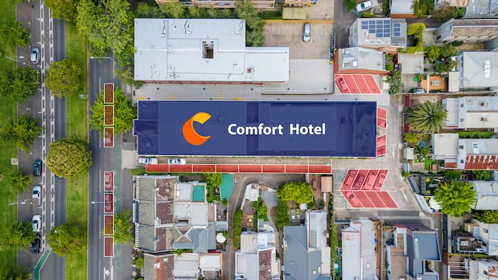 $99 for Boutique Hotel near MCG/CBD(10min. walk) 2