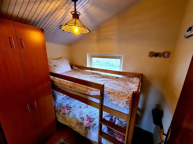 THIRD BEDROOM, BUNK BED