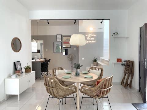 {hidden gem} Abode@Tropika Stylish Designer's Home