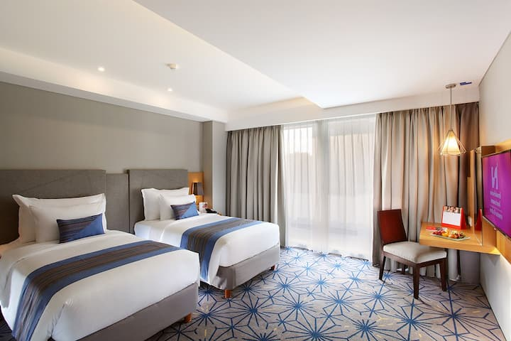 Superior Deluxe Twin Room Only in Pondok Indah