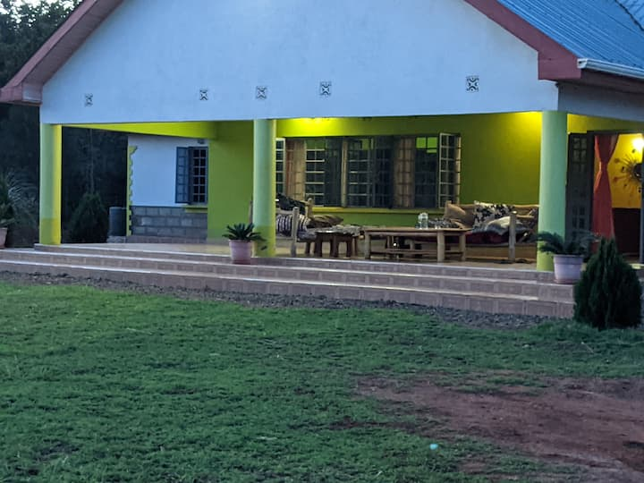 Embu home redefining serenity and tranquility!