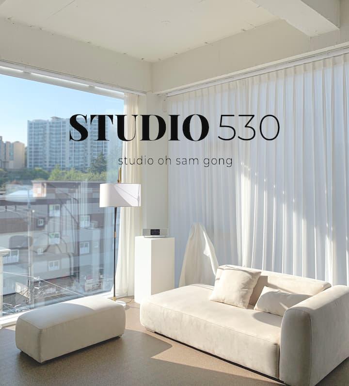 Studio 530 Daytime 서영대학교 렌탈스튜디오/파티룸/대관/  1pm~6pm