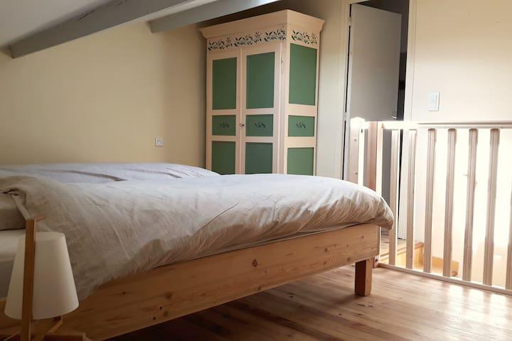 Chambre 2 lits de 90cm