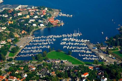Sentral og liten koselig hybel i Kristiansand