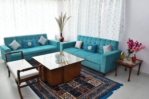 Cherish Cadmus Vivera Villa 3BHK Terrace Manali.