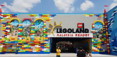★★★D'Pristine★★★ @ Legoland Malaysia