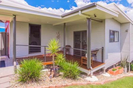 Completely wheelchair friendly from driveway through gate and onto the balcony and through to the entire space.