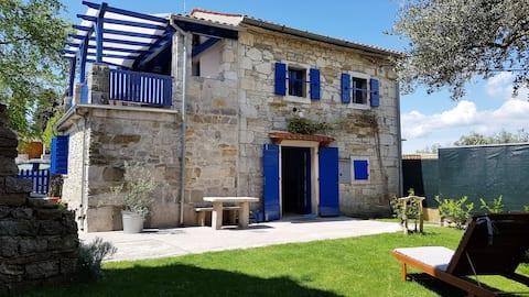 Uroczy dom wakacyjny w sercu Istrii