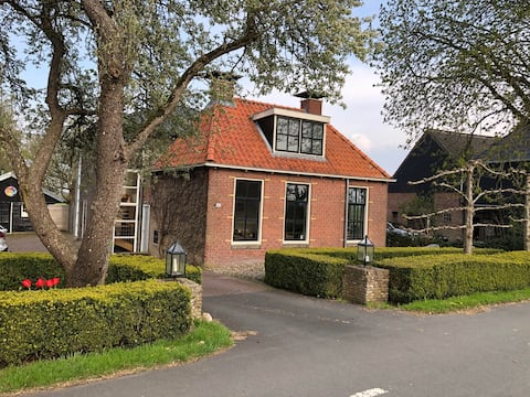 Cosy cottage near Leeuwarden