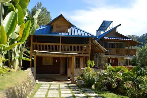 Villa Ecológica Emilia - a pasos del Río⛰