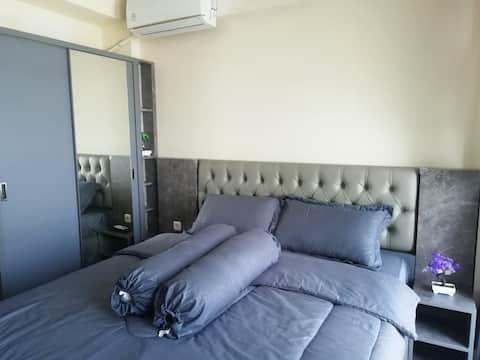 Luxury Studio Room @ Tifolia Apartment
