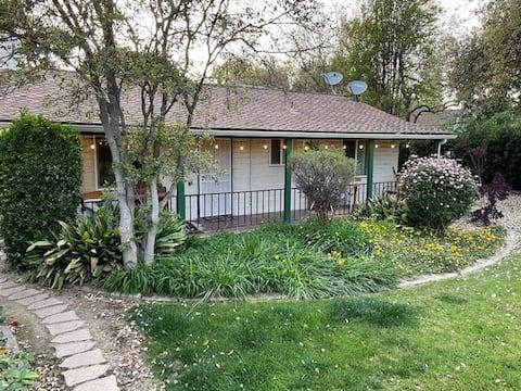 Casa de huéspedes Fig Garden Adobe