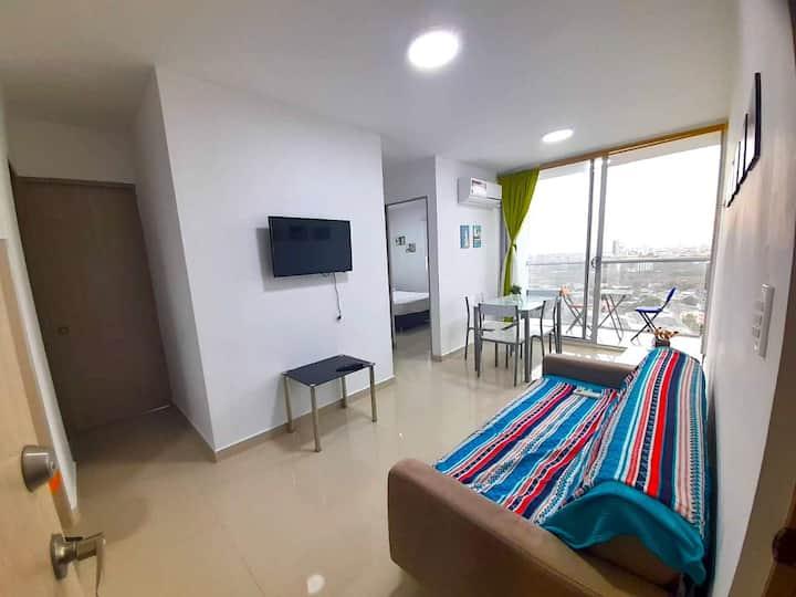 Cosy & Stylish Apartment Cartagena