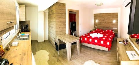 Acogedor apartamento tipo estudio de Soula cerca del centro