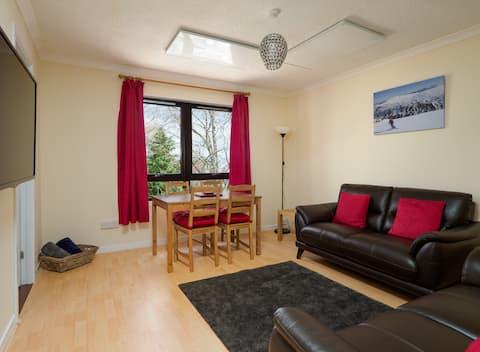 Cairngorm Apartment Three, Central Aviemore