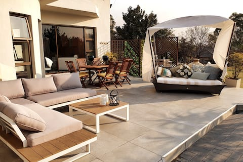 Luxury Boutique Home in Kyalami
